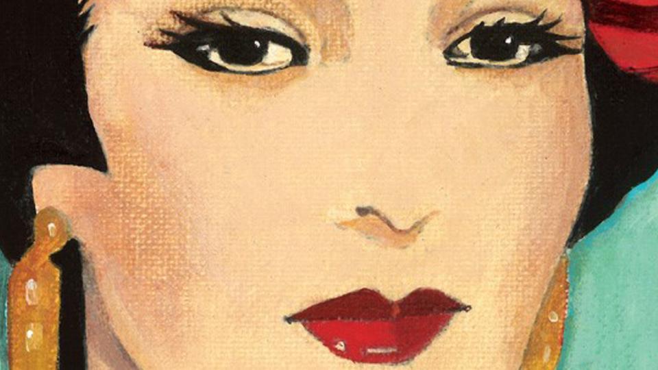 """Dettaglio del poster del film"""" Enamorada"""" di Emilo Fernàndez al Concordia"""