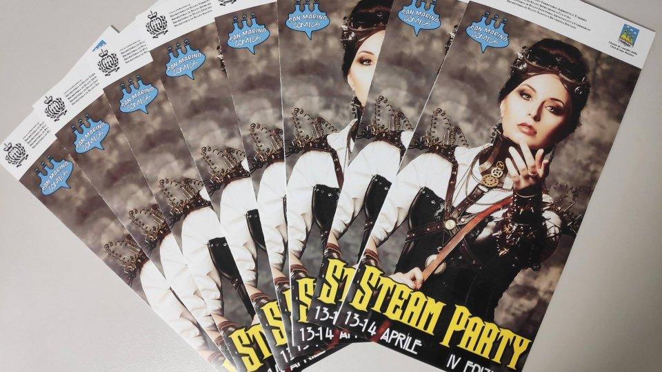 Arriva lo Steam Party a San Marino
