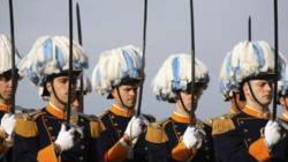 Milizie: nuovo Bando per due Ufficiali della Guardia del Consiglio