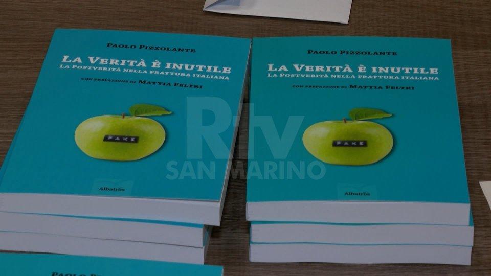 """""""La verità è inutile"""" il nuovo libro di Paolo Pizzolante"""