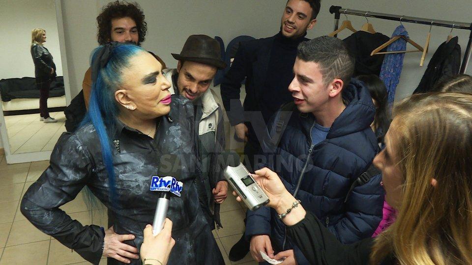 I ragazzi di Radio Tutti da Loredana BertéI ragazzi di Radio Tutti da Loredana Berté