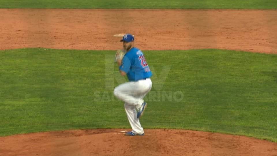 Baseball: San Marino in finale nel torneo Blue F Ball