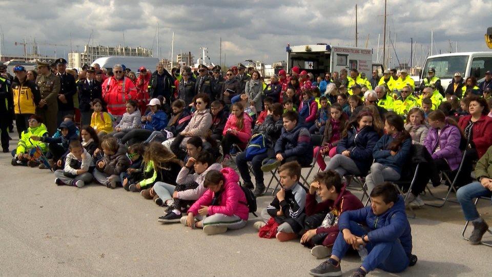 Emerge Rimini: 'lezioni' ai cittadini su come comportarsi in caso di rischio, anche San Marino partecipa