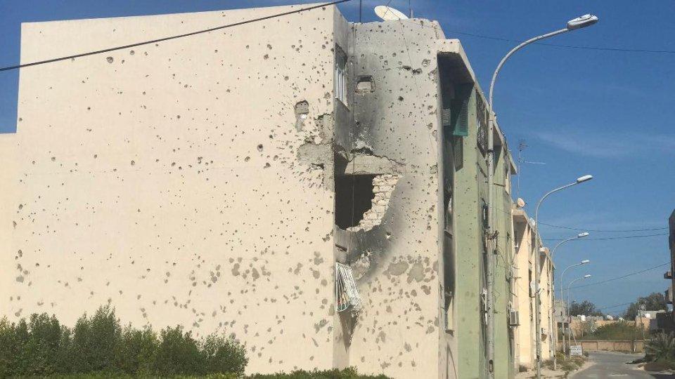 """Libia. 16mila sfollati, Onu: """"Bombardare scuole è un crimine di guerra"""""""