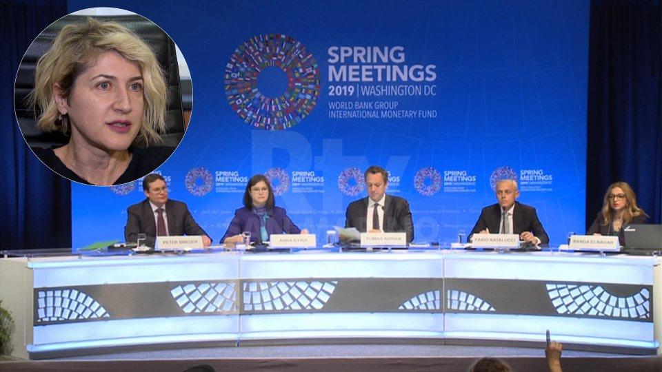Nel tondino, Catia Tomasetti (Presidente Bcsm)La Presidente di Banca Centrale Tomasetti ha avuto incontri con Bankitalia, Mef e Bce
