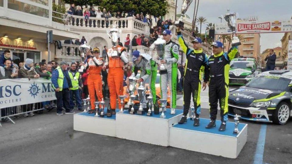 @riviera24.itA Craig Breen il Rally di San Remo