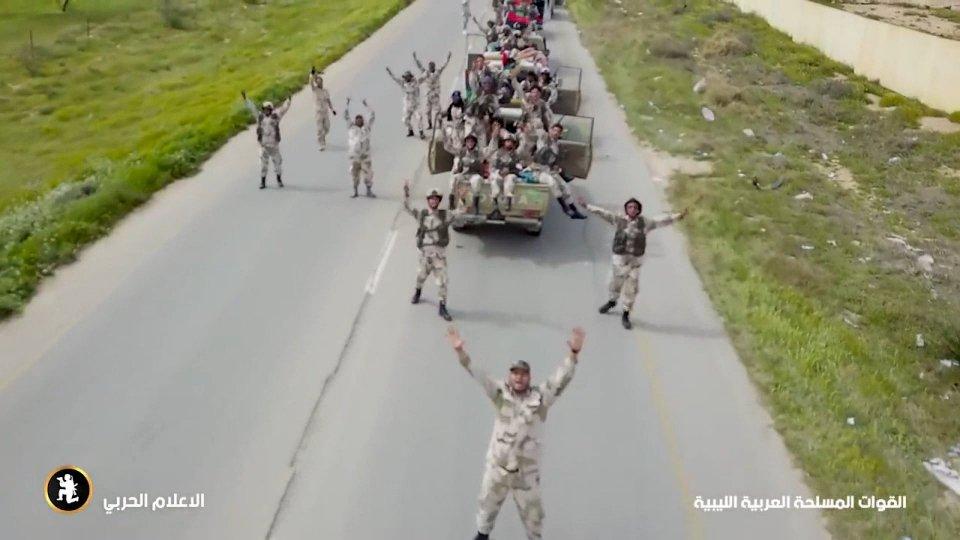 Libia: sale a 130 morti il bilancio degli scontri tra le milizie governative e quelle del Generale Haftar