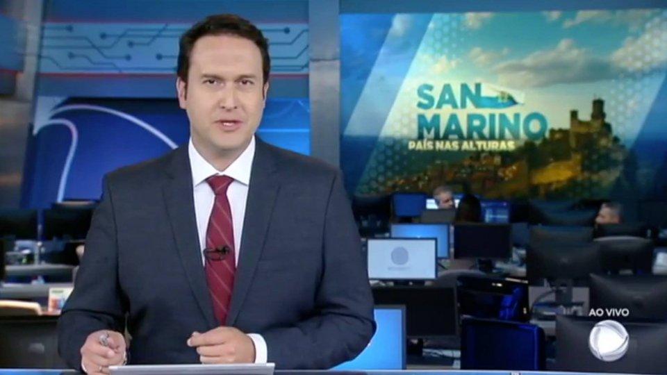 Brasile: San Marino protagonista su Record TV