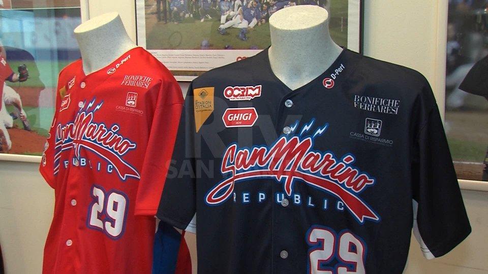 Presentato il nuovo San Marino Baseball