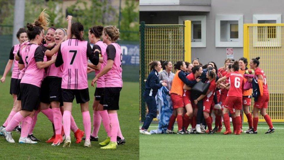 Femminile: San Marino Academy - Riozzese per la serie B