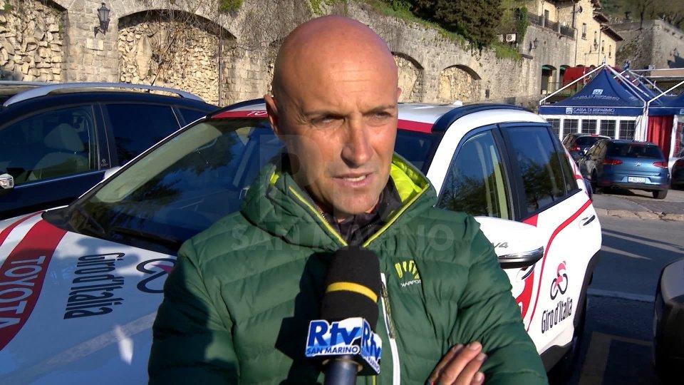 Stefano Garzelli ci racconta la Riccione - San Marino