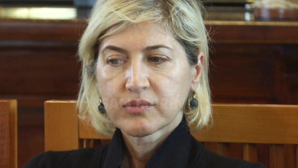 "Catia TomasettiTomasetti: ""Vado avanti"""