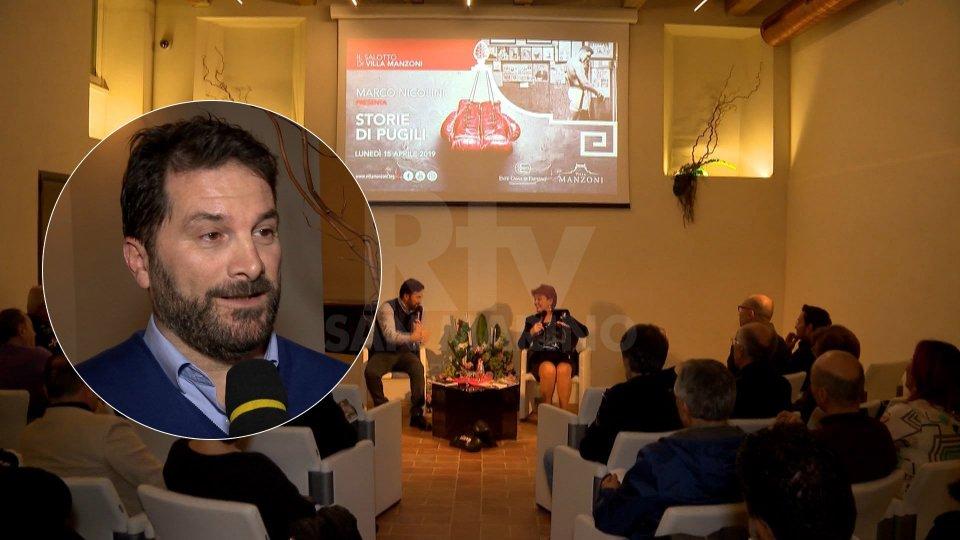 """Nel tondino, l'autore Marco Nicolini""""Storie di pugili"""": gli eroi della boxe secondo Marco Nicolini"""