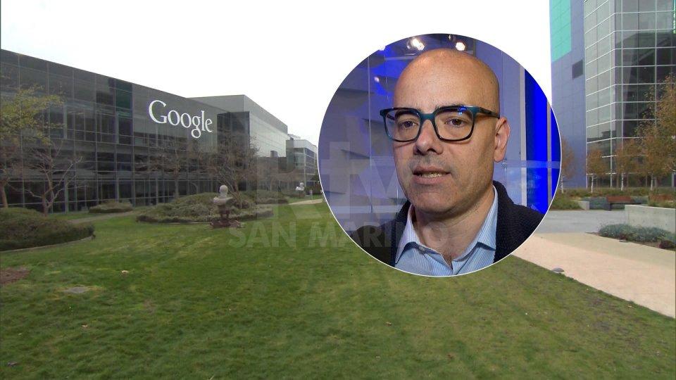 Andrea CensiSan Marino Silicon Valley 2019