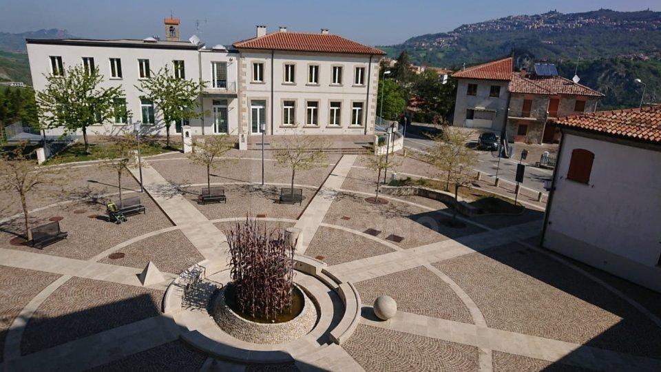 Piazza Antonio Conti, Chiesanuova