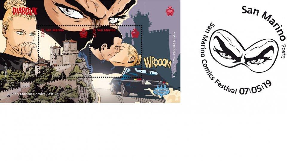 Ufficio FIlatelico e Numismatico: San Marino Comics Festival