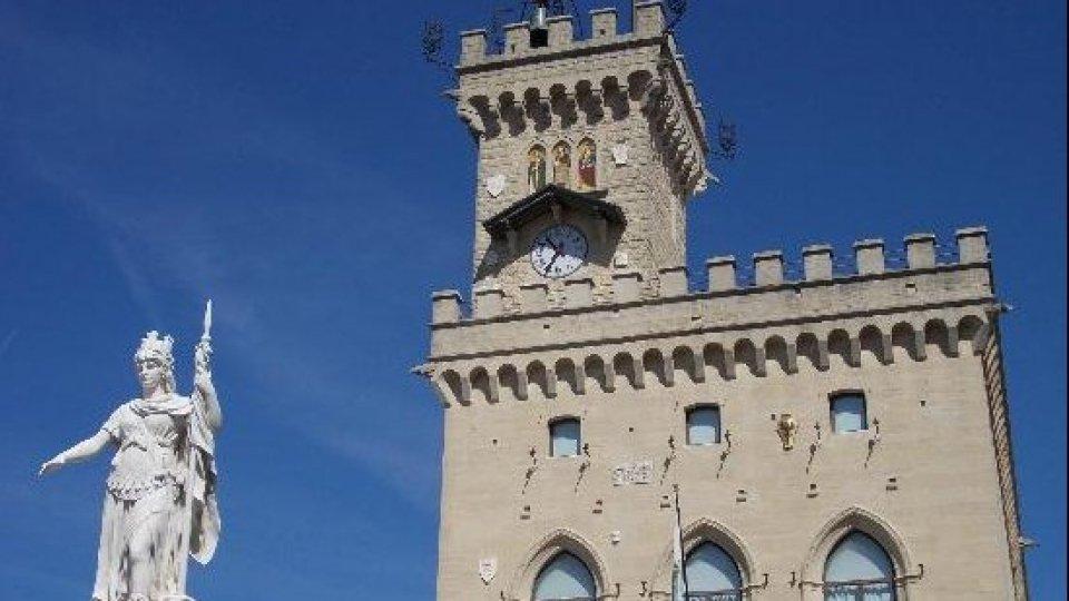 Comunicato stampa del Congresso di Stato della Repubblica di San Marino in merito alle recenti notizie sulla stampa internazionale