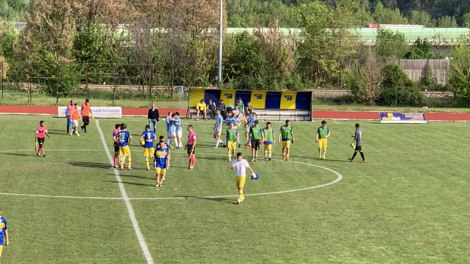 """Il San Marino """"spacca"""" il Sasso Marconi e torna a vincere dopo 4 mesi"""