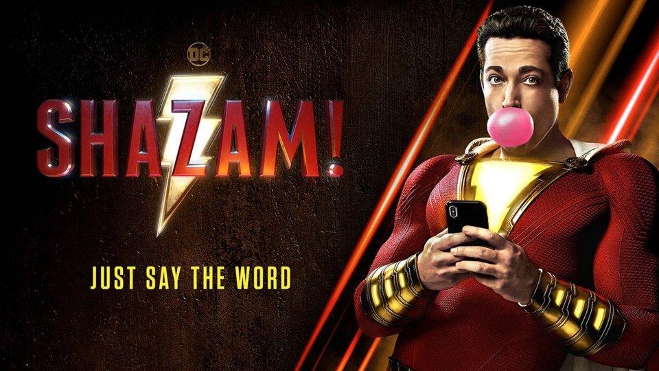 Shazam! a San Marino Cinema