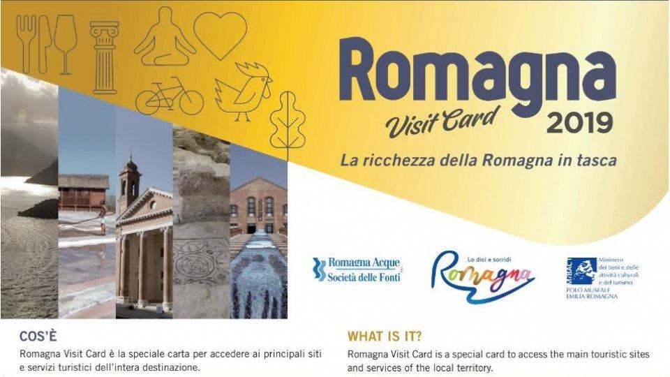 In vendita la Romagna Visit Card 2019: gratuite 55 attrazioni