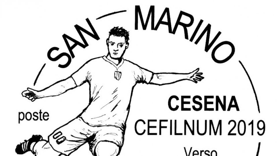 UFN: annullo speciale mostra CEFILNUM 2019 Cesena