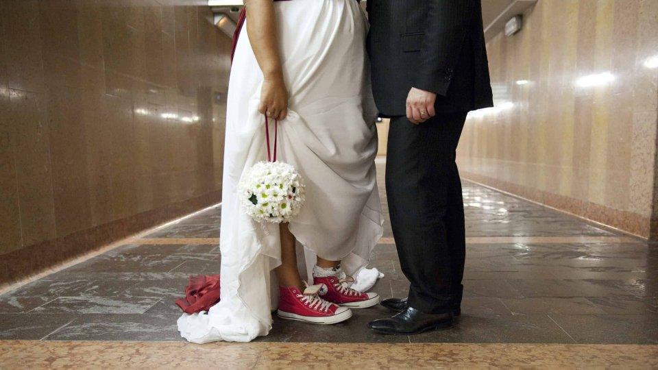 Sneakers da sposa? Sì, le voglio!