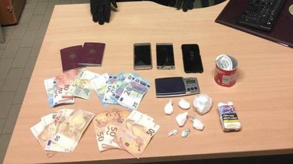 Rimini, droga in hotel: arrestati due cittadini albanesi