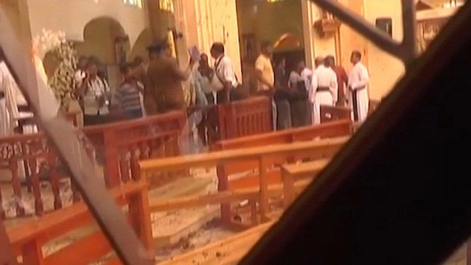 Sri Lanka: secondo il Governo gli attacchi sarebbero una rappresaglia per la strage di Christchurch