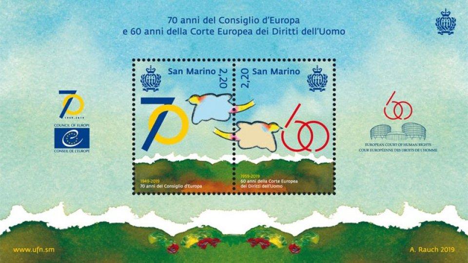 Ufn: celebrati i 70 anni del Consiglio d'Europa e 60 anni della Corte Europea dei Diritti dell'Uomo