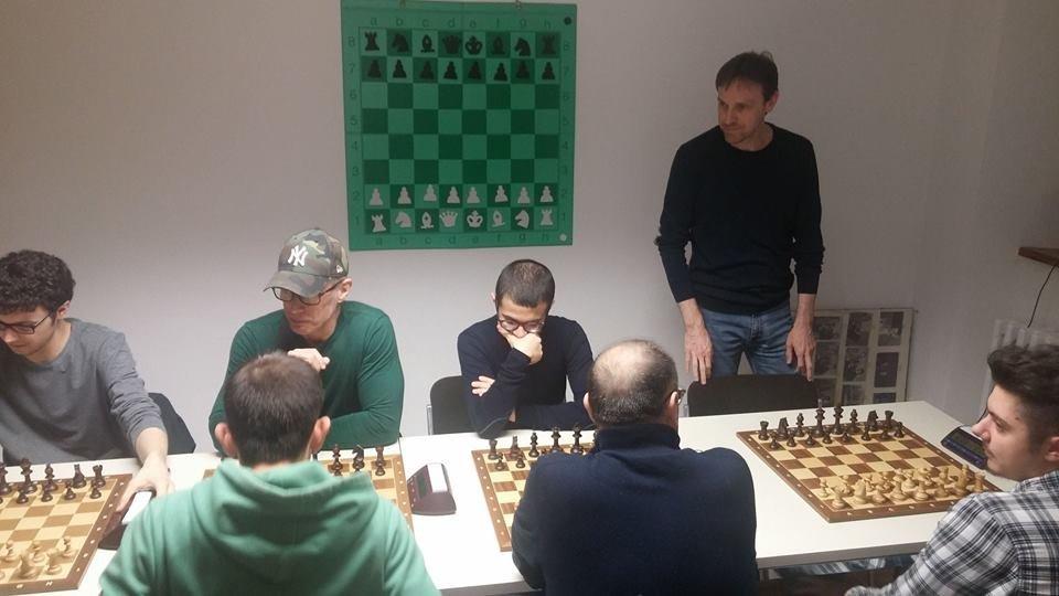 Ivan Tabarini guida il Campionato Sammarinese Rapid