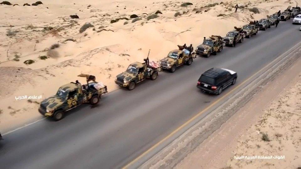 Libia: si rafforza, a Tripoli, la resistenza all'offensiva del Generale Haftar