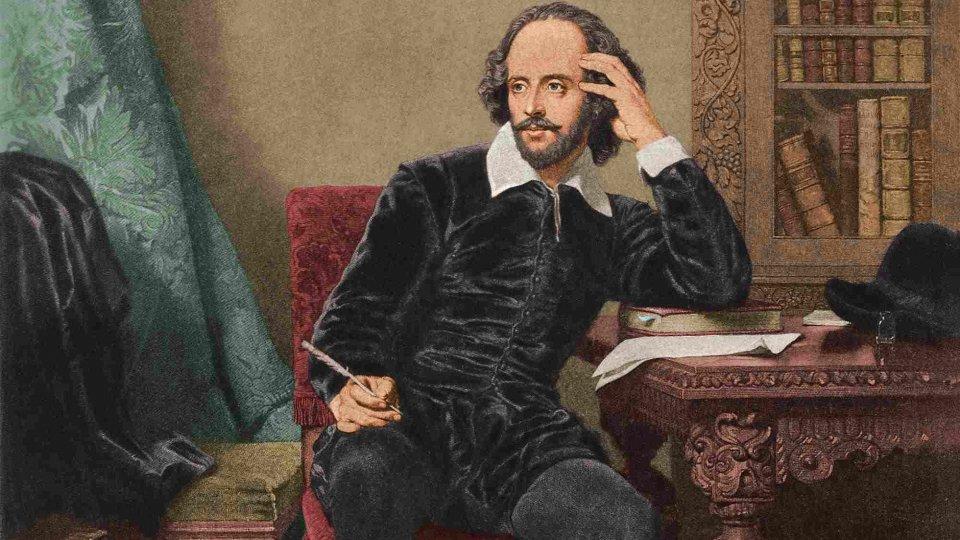 Qui abitò William Shakespeare, per davvero
