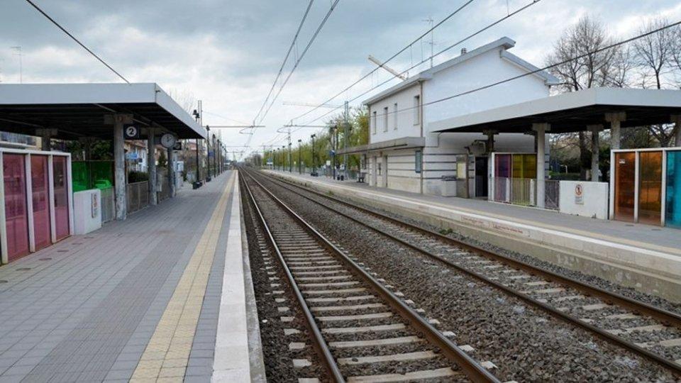 Dal 29 aprile il treno regionale veloce di ferma nuovamente a Misano