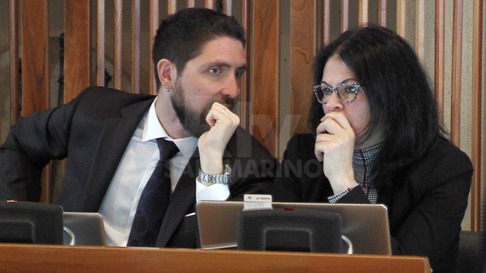 I consiglieri Santolini e Zavoli (Civico10)
