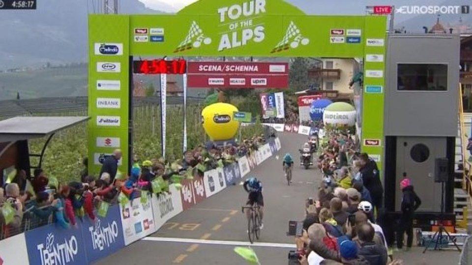 Tour de Alps, Sivakov vince la seconda tappa e guida la Generale