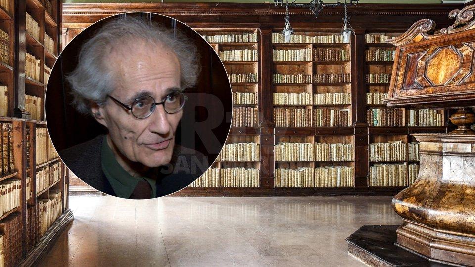 Nel tondino, Luciano CanforaNel servizio l'intervista a Luciano Canfora, storico e filologo