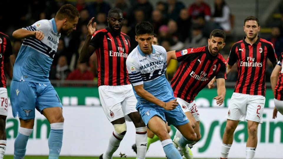 Milan - Lazio in campo questa sera