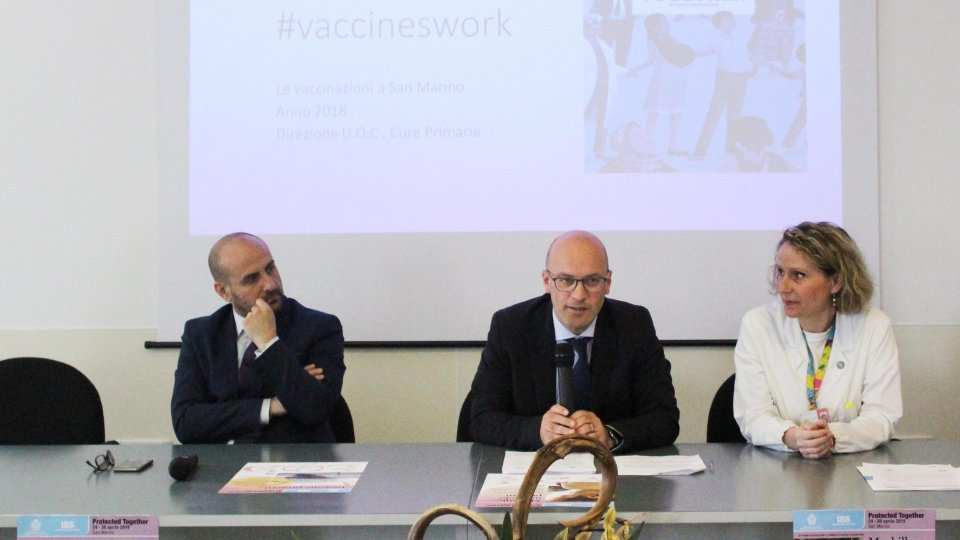 ISS - Settimana dell'OMS sull'immunizzazione: costante incremento delle vaccinazioni a San Marino