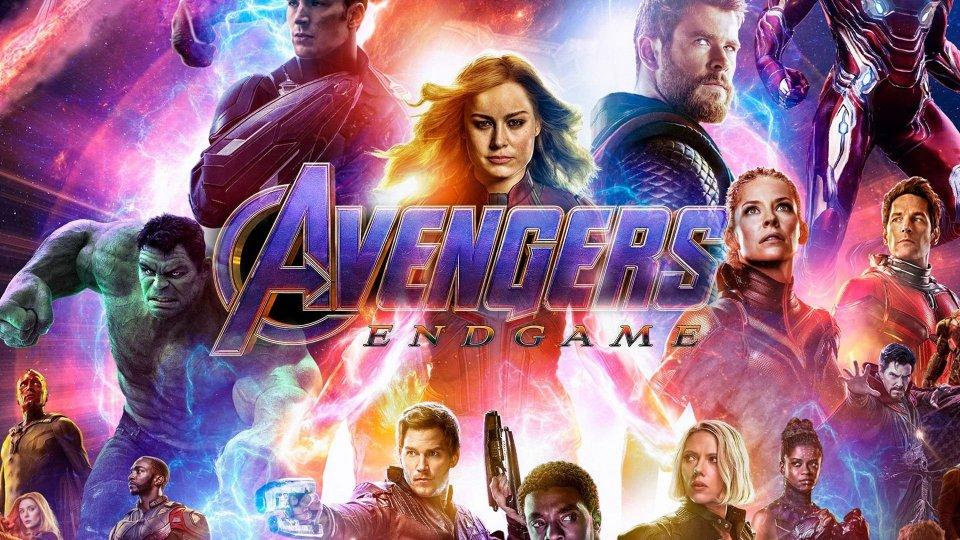 Tutti al cinema con The Avengers: Endgame
