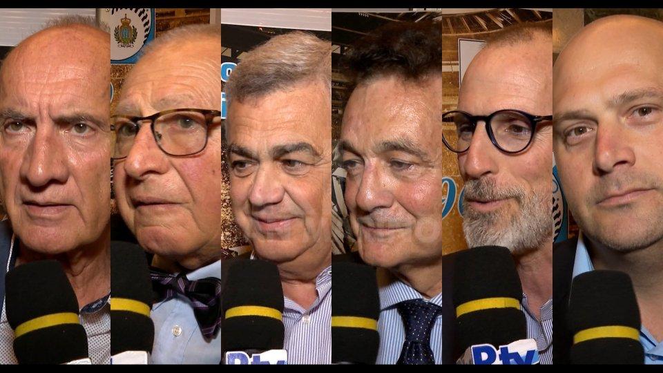 Interviste ai presidenti della Federazione Sammarinese Baseball e SoftballInterviste ai presidenti della Federazione Sammarinese Baseball e Softball