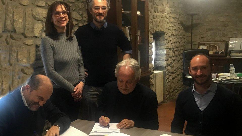 Manutenzione stradale, la nuova intesa fra Università di San Marino e AASLP porterà sul Titano ricercatori affermati a livello internazionale