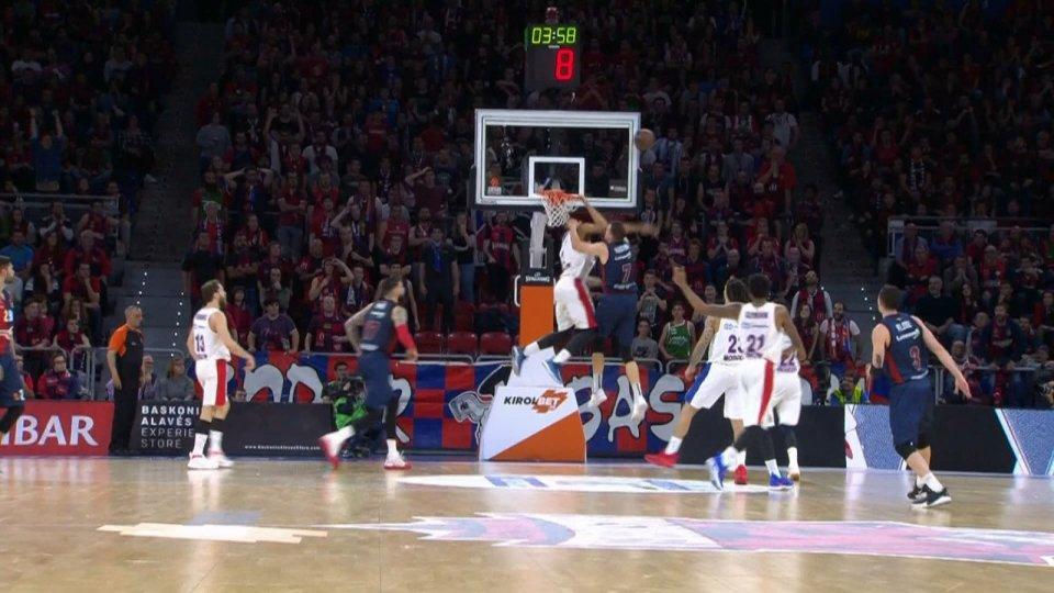 CSKA Mosca ed EFES vincono in trasferta