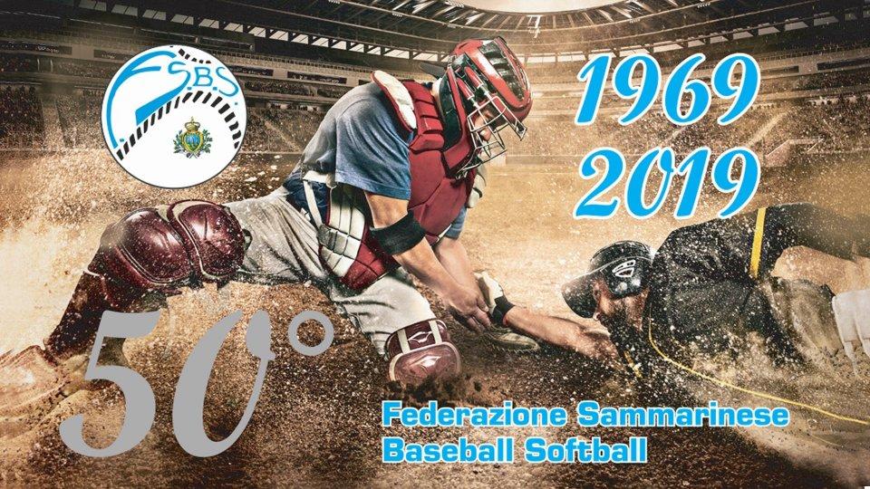 50 anni di Federazione Sammarinese Baseball e Softball