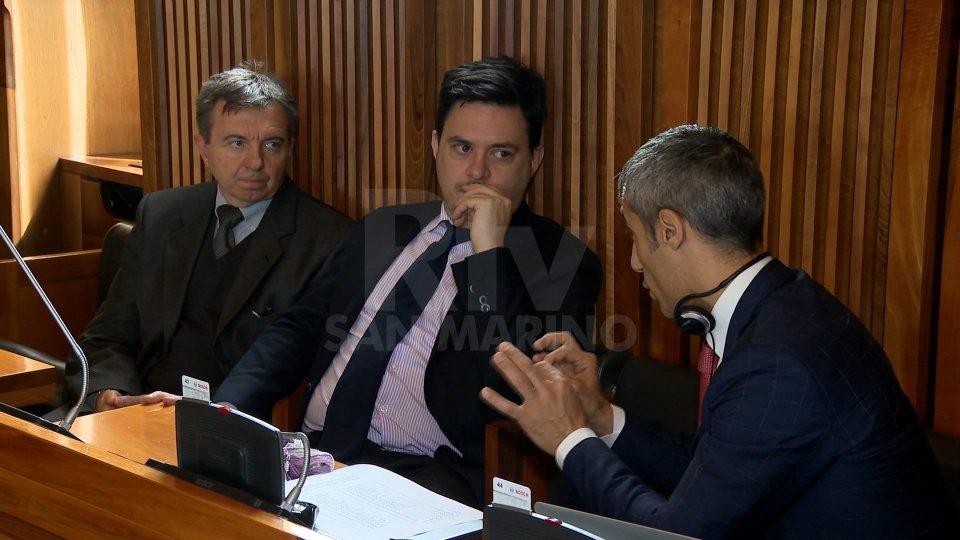 Consiglieri di maggioranzaIn Consiglio unanimità sull'Europa