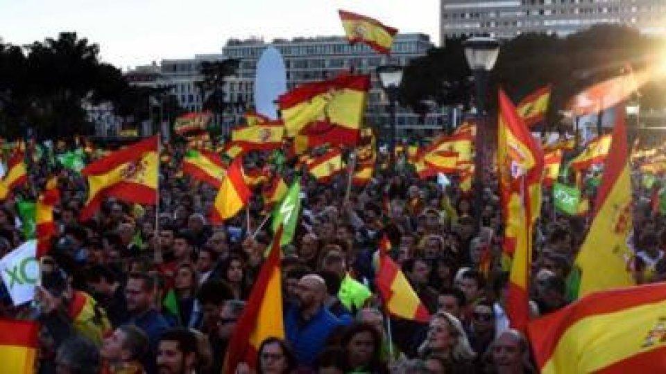Spagna al voto fino alle 20 di oggi