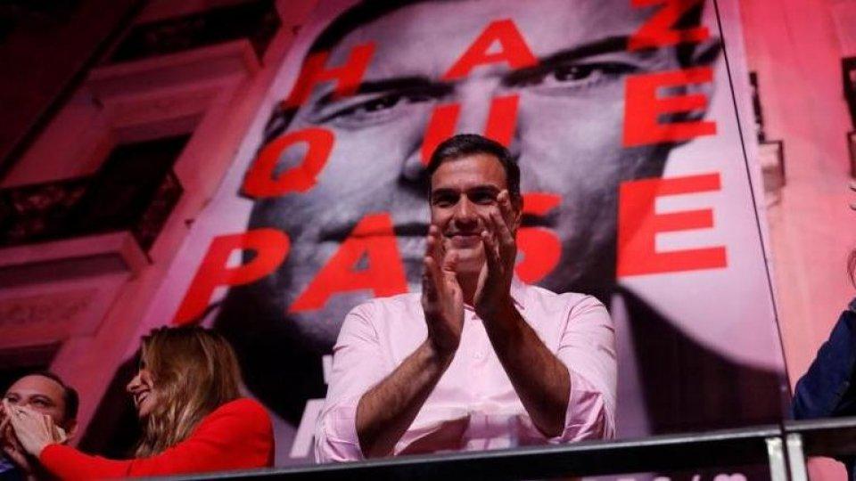 Spagna: vincono i socialisti ma non c'è una maggioranza