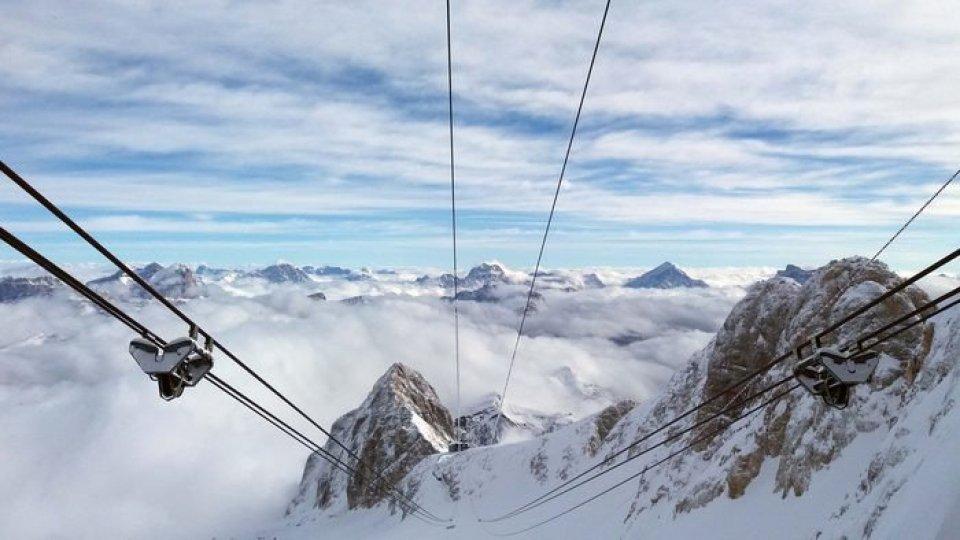 """Maltempo, Coldiretti: """"Bene la neve in montagna, ma la grandine ha provocato danni"""""""