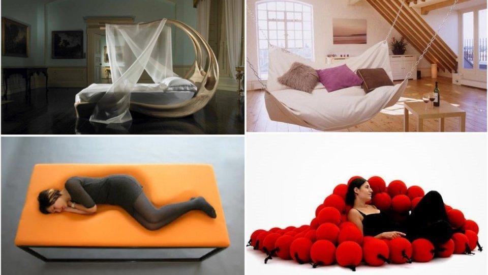 Nel letto con creatività ok, ma... attenzione a non strafare!
