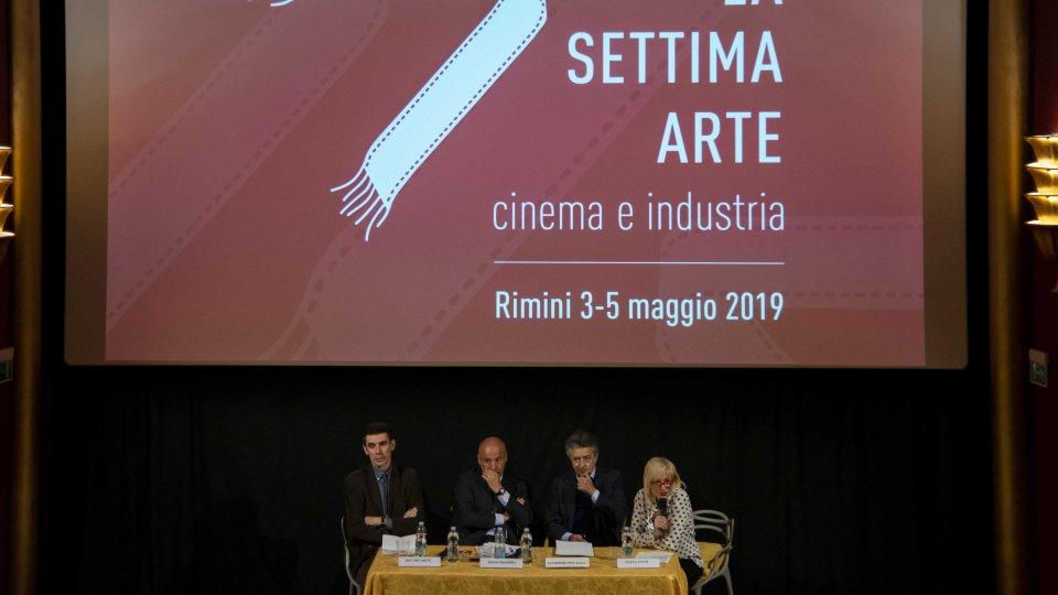 La settima arte: I vincitori del premio cinema e industria 2019