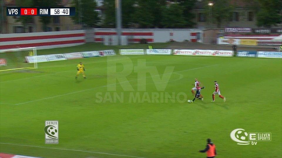 0-0 a Pesaro: la Vis è salva, il Rimini deve ancora soffrire